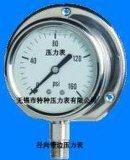 防震压力表YN-40/50/60/75/100/150ZQ(ZT)