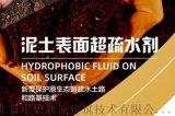 中德新亚NS-1泥土表面超疏水剂