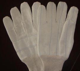 双层耐高温隔热帆布手套