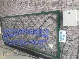 三安古德振动光纤系统**使用到阅兵活动中