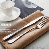 正品高级不锈钢牛排刀叉勺子 牛排刀叉 不锈钢餐刀西餐餐具