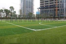 足球场建设-人造草足球场施工建设厂家