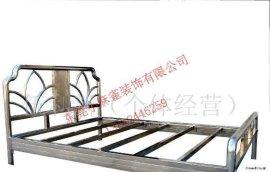 小麻雀不锈钢床制品/不锈钢双人床/单人床/儿童床/多功能学生床