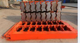 保定建丰定做连锁水泥砖锰钢模具 S砖模具