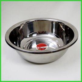 不锈钢加厚面盆无磁洗菜盆加深多用反边盆和面缸