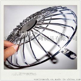 安平唯中专业定制镀铬风机网罩 汽车风扇罩