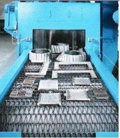 供应青工网带通过式抛丸清理机-专业制造大型抛丸机-青工机械