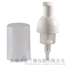 富兰德 FS-05F4 泡沫泵头 泡沫洗手液泵头 化妆品泡沫泵