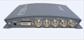多功能SDI视频处理器PD8401