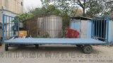 佛山低价转让平板拖车 2.2X5.8米平板车