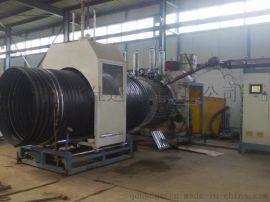 塑鋼纏繞複合管生產線