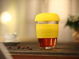 高硼硅玻璃杯 创意玻璃咖啡杯