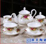 景德鎮陶瓷咖啡具定製批發