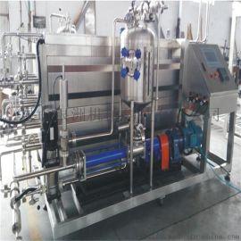 管式杀菌机|套管杀菌机|UHT杀菌机