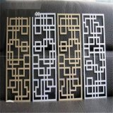 供應復古木紋藝術窗花鋁格柵