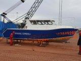钓鱼  船 钓鱼船批发 8.5米铝合金艇工作艇