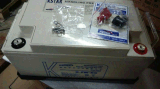 科士达12V100AH铅酸免维护蓄电池