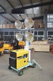 供应辰旺CW-11工程照明车 应急抢险照明车 球形照明车