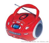 CD/RADIO BOOMBOX WITH MP3/USB/SD攜帶型多功能組合機FSD-883