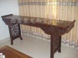 西安仿古贡桌,红木贡桌,榆木贡桌