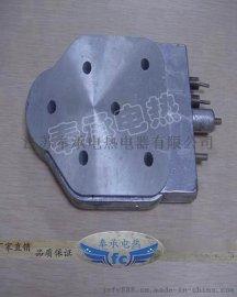 江苏奉承矿用输送带铸铝加热板,铸铝电热板规格厂家,异型免开模费
