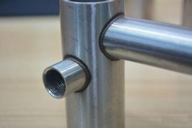 手机直充接头可以用激光焊接机点焊吗