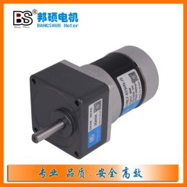 BS/邦硕2D10-24GN-18S 东莞直流减速电机 电压24V齿轮马达