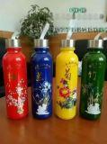 徐州玻璃杯廠家 供應噴塗玻璃烤花水杯