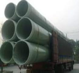 河北枣强专业生产玻璃钢缠绕管道