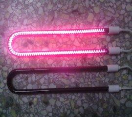 红宝石发热管碳纤维U型灯管