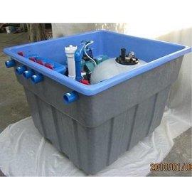 XH游泳池嵌入式水体净化设备