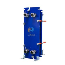 电解槽冷却器 可拆板式换热器