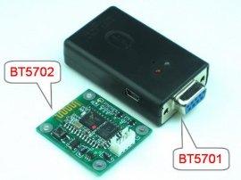 无线串行通讯蓝牙适配器(BT5701)