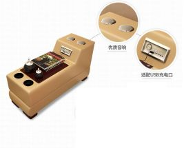 厂家直销嵌入式音响沙发心理放松椅配蓝牙功放系统可选配LED灯