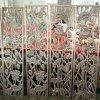 供应古典镀铜不锈钢屏风 镀铜不锈钢屏风加工 屏风加工工厂