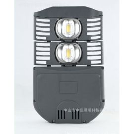 led压铸路灯外壳 户外led路头外壳 100w集成模组防水路灯头套件