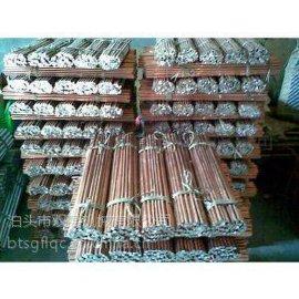 恒泰牌φ17.2*250镀铜钢接地棒可随时发货