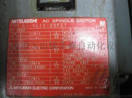 南京三菱伺服电机维修SJ-VL11-05FZT-SO1更换轴承调试编码器原点议价