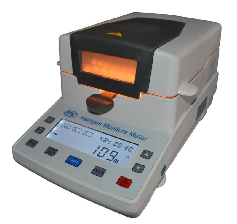 XY105W卤素食品行业水分测定仪
