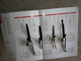 高铁专用10*20十字通用型绝缘扎带