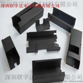 厂家直销pc,pet,麦拉片,黑色,透明,乳白,绝缘阻燃,电机卡槽绝缘垫片,马达绝缘PC垫片,可模切加工