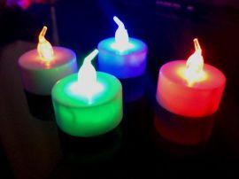 求愛蠟燭,LED發光蠟燭,閃光蠟燭生產廠家,11年工廠老字型大小