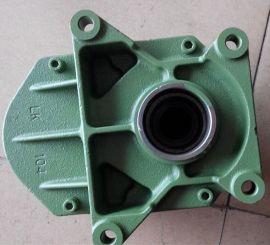台湾进口 建鑫马达 齿轮箱上板 LK-0.75A 电机配件
