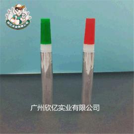 供应高粘度瞬间胶铝管,防腐蚀快递胶管,胶水金属管