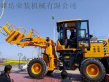 青州山工裝載機直銷 工地上料剷車 920可定做