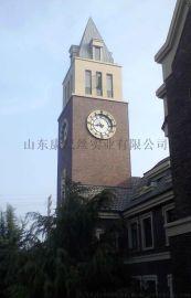 **西塔钟长期供应康巴丝室外塔钟学校塔钟欧式大钟