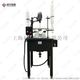 50L大容量加热锅式单层玻璃反应釜