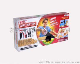 批量定制 玩具包装彩盒/彩箱厂家 玩具开窗彩盒
