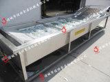 火爆销售蔬菜气泡清洗机只需1人操作