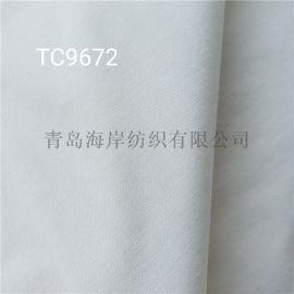 涤棉布T/C80/20  96X72 63英寸